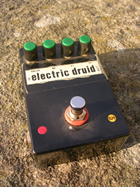 Early Electric Druid Distortion pedal (Mk5, 1992)