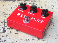 A more recent Big Muff clone pedal